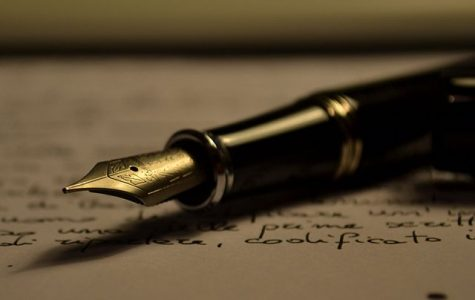 Ode to the Fountain Pen
