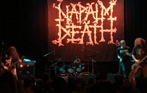 Napalm Death and The Black Dahlia Murder Campaign in Denver