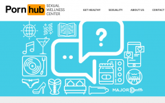 PornHub Aims to Educate
