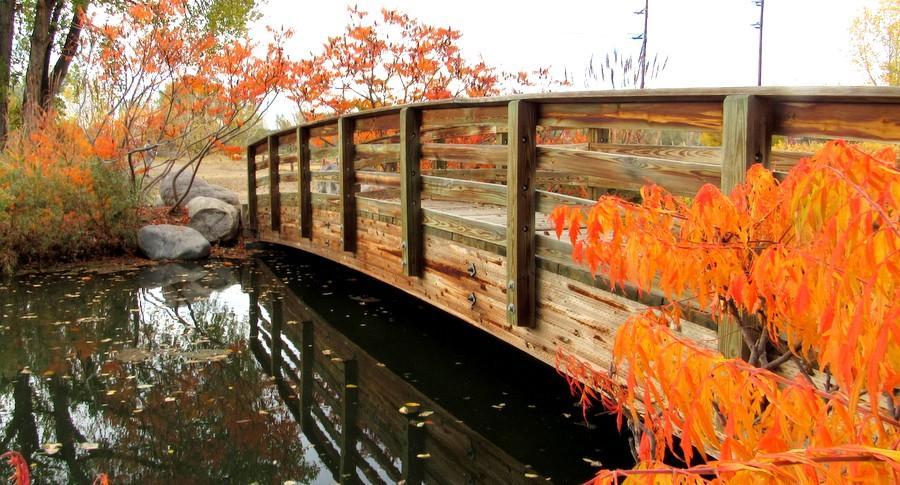 Bridge+over+peaceful+waters.