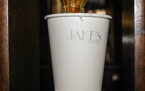 Need a pick me up? Try Jake's brew bar