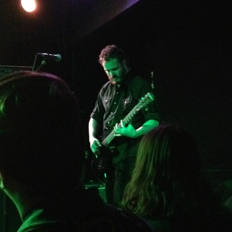 Khemmis and In the Company of Serpents: doom metal rocks the Marquis