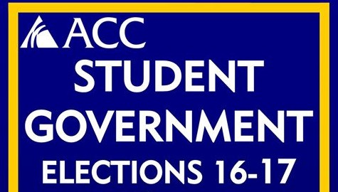 Interested in Student Government? Your time is slowly running out.