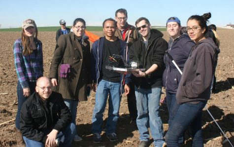 DemoSat team balloon tests Colorado ozone levels