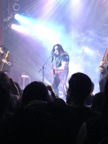 Decibel Magazine Tour at the Gothic Theatre in Denver on April 5th