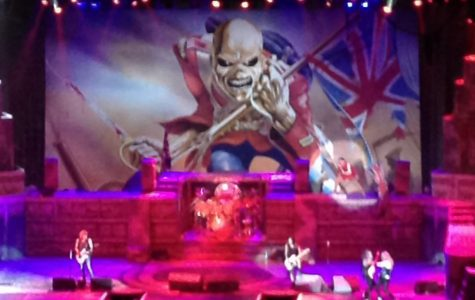 Iron Maiden bring their Book of Souls World Tour to the Pepsi Center in Denver