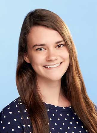 Scholarship recipient Cecilia Lee enjoys involvement in student activities