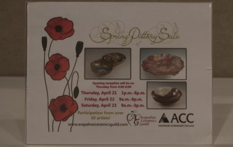 Annual Spring Pottery Sale to take place Thursday, April 21 through Saturday, April 23