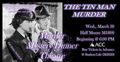 The Tin Man gets audience involved in a classic murder mystery