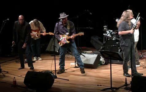 Chris Daniels and the Kings bring the Funk to ACC