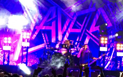 The Mighty Slayer Returns to Denver