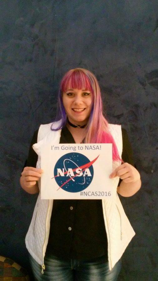 ACC Student Tasha Estein is Going to NASA