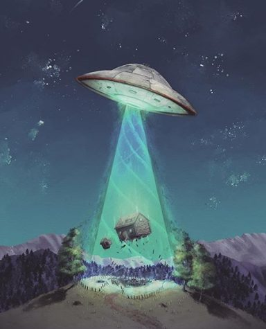 "Music Student Andrew Hood's ""Abduction"""