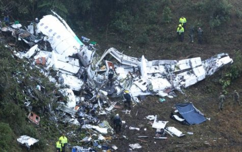 Brazilian Soccer team Killed in Plane Crash before Championship