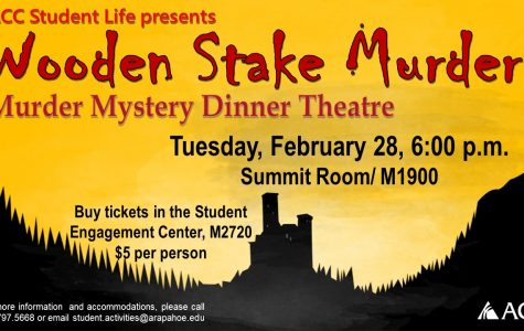 The Popular Murder Mystery Dinner Theater Returns to ACC