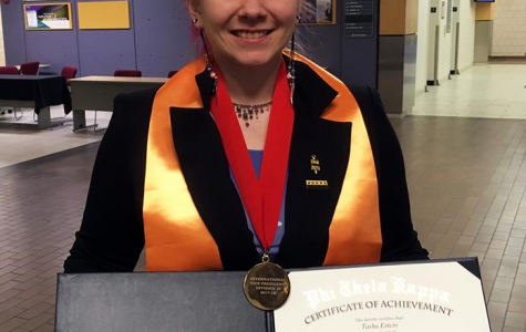 ACC Student Elected as PTK International Division Vice President