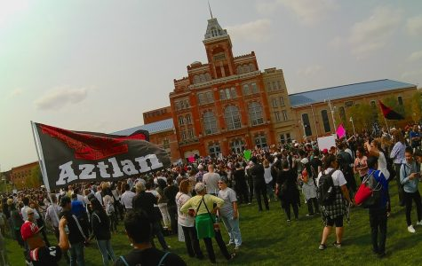 Thousands Rally for DACA in Denver