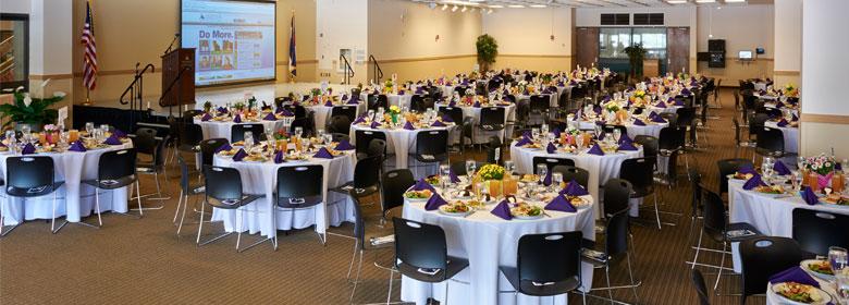 The Summit Room at ACC. Image via ACC.