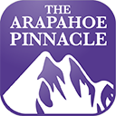 The Arapahoe Pinnacle App Button