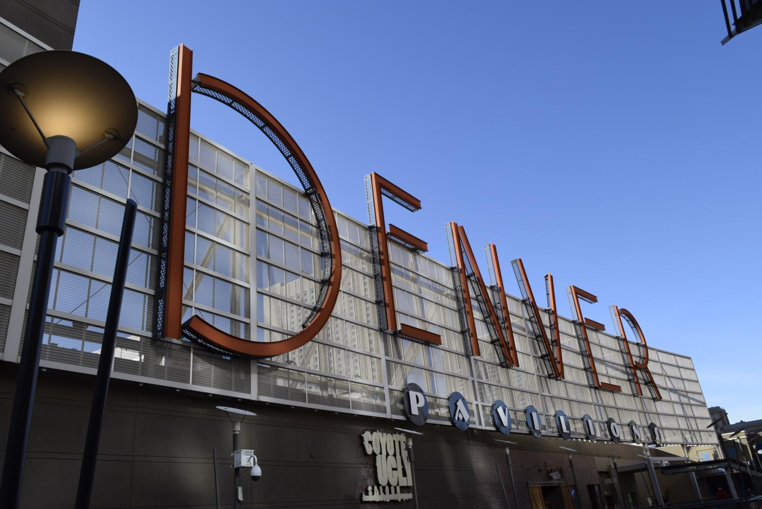 Denver Pavilions on the 16th Street Mall, Tuesday, Jan. 19, 2016.