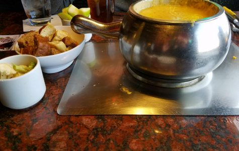Restaurant Review: Lunch at The Melting Pot