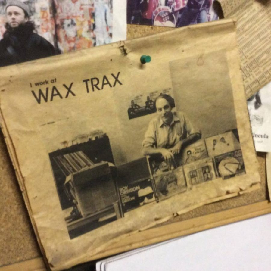 Wax+Trax+Denver