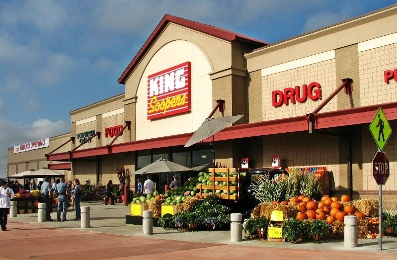 King Soopers exterior