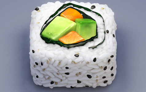 Mystery Of The Missing Sushi