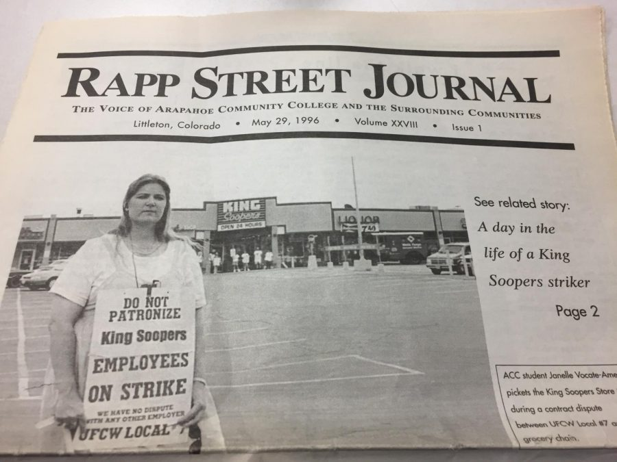 Throwback Thursday: The King Soopers Strike of 96′
