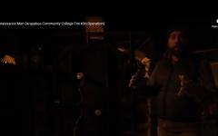 Renaissance Man, ACC's Fire Kiln Operation