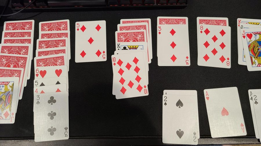 Casual, easy-to-play card games like Solitaire are a blessing in times like these.