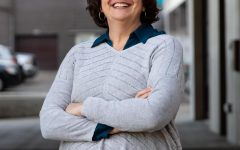 Pictured is Lorez Meinhold, Executive Director for the Caring For Denver Foundation.
