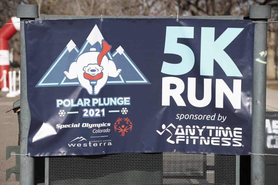 Sign to the 5k polar plunge. Sunday, March 7, 2021