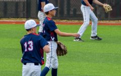 Unknown Players practice before their game. April 25th, 2021. Metzler Ranch Community Park, Castle Rock, CO.